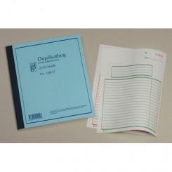 Duplikatbog med talkolonne nr. 10017