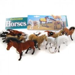Nøglering, Hest