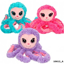 Ylvi and the Minimoomis Plys, 19 cm, Ahooy, turkis