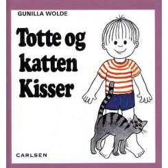 Totte og katten Kisser