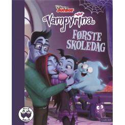 Ælle bælle: Vampyrina - Første skoledag