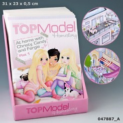 TOPmodel Homestory Christy, Candy & Fergie