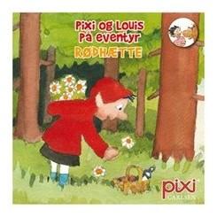 Pixi-serie 135 - Pixi og Louis på eventyr - Rødhætte
