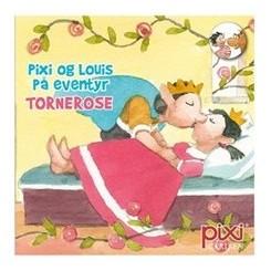 Pixi-serie 135 - Pixi og Louis på eventyr - Tornerose