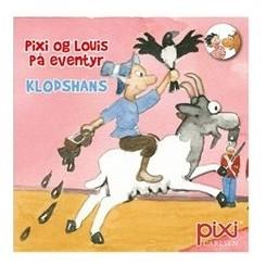 Pixi-serie 135 - Pixi og Louis på eventyr - Klods-Hans