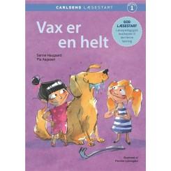 Carlsens Læsestart: Vax er en helt