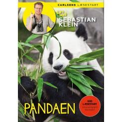 Carlsens Læsestart: Læs med Sebastian Klein - Pandaen