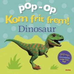 Kom frit frem - Dinosaur (pop op-overraskelse under hver flap)