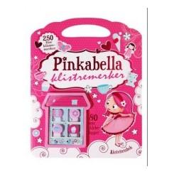 Pinkabella elsker klistermærker