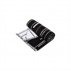 OYOY Puun Håndklæde, lille - sort/hvid