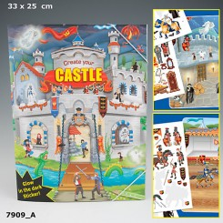 Create your Castle Aktivitetsbog