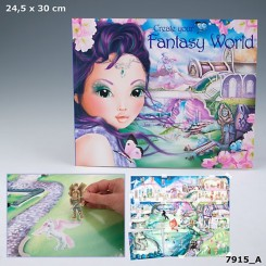 Create your Fantasy world Aktivitetsbog