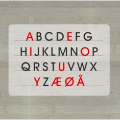 LærLet - De store bogstaver