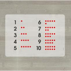 LærLet - Mængder fra 1-10