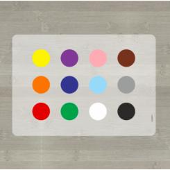 LærLet - Farver