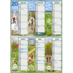 Plakatkalender 2020