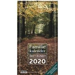 Foto Familiekalender 2020
