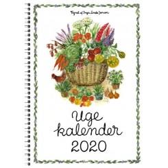 Ugekalender A5 2020