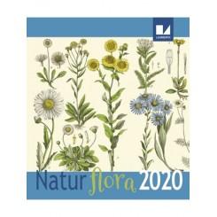 Vægkalender Natur - Flora 2020