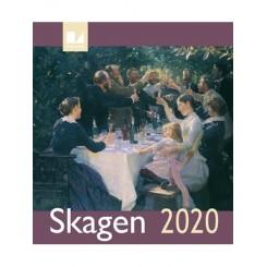 Vægkalender Skagen 2020