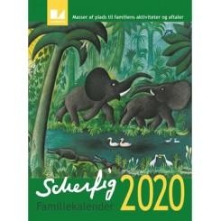 Familiekalender Hans Scherfig 2020