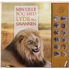 Min lille bog med lyde fra savannen