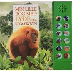 Min lille bog med lyde fra regnskoven
