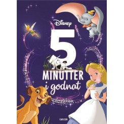 Fem minutter i godnat - Disney