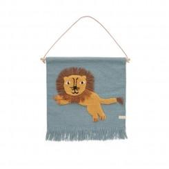 OYOY Løve Vægtæppe