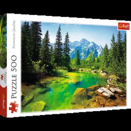 Puslespil Tatra Mountains, 500 brikker