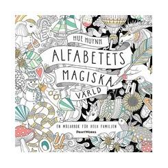 Malebog: Alfabetets Magiske Verden