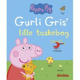 Gurli Gris' lille taskebog (bog med håndtag)