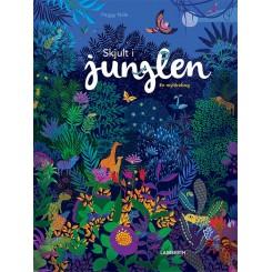 Skjult i junglen - En myldrebog