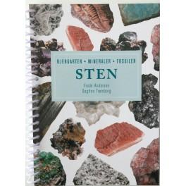 Sten (bjergarter, mineraler, fossiler)