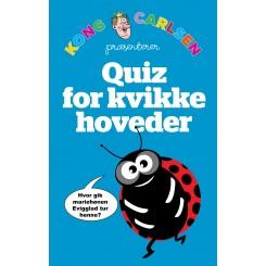 Kong Carlsen - Quiz til kvikke hoveder