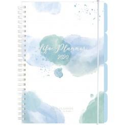 Ugekalender Life Planner A5, 2020