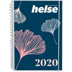 Ugekalender A5 Helse, 2020