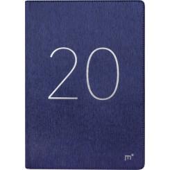 Diplomat ugekalender blå, 2020