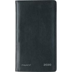 Lommekalender sort, 2020