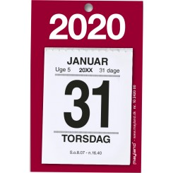Mayland Lille afrivningskalender 2020