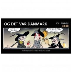 Og det var Danmark kalender 2020