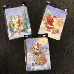 Julekalender - Julemandsmotiver
