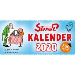 Storm P. - Kalender 2020 - 366 fluer