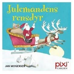 Pixi-serie 136 + 127 - Julehistorier - Julemandens rensdyr