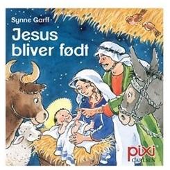 Pixi-serie 136 - Julehistorier - Jesus bliver født