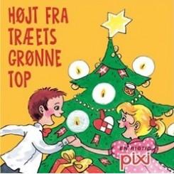 Pixi-serie 113 - Julesange - Højt fra træets grønne top