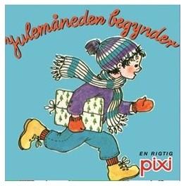 Pixi-serie 127 - Julehistorier - Julemåneden begynder