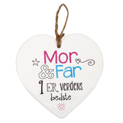 Porcelænshjerte: Mor & far