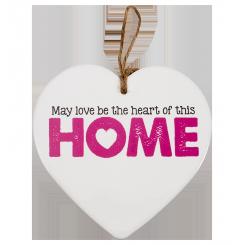 Porcelænshjerte: Home