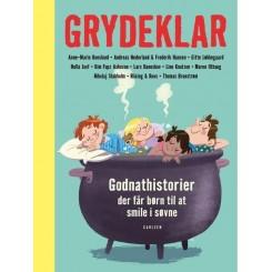 Grydeklar - Godnathistorier, der får børn til at smile i søvne